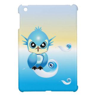 かわいいフクロウ: 夢の目 iPad MINI CASE