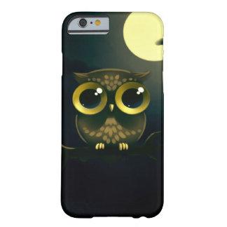 かわいいフクロウ BARELY THERE iPhone 6 ケース