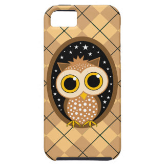 かわいいフクロウ iPhone SE/5/5s ケース