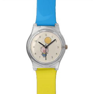 かわいいブタの腕時計 腕時計