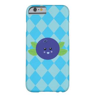 かわいいブルーベリーのiPhone 6/6sの場合 Barely There iPhone 6 ケース