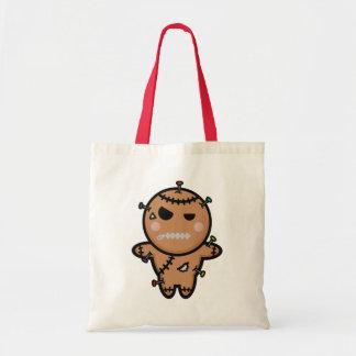 かわいいブードゥーの人形のバッグ トートバッグ