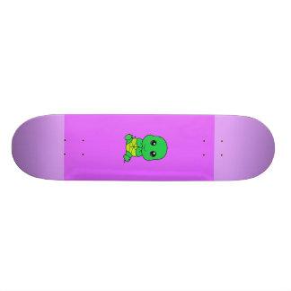かわいいベビーのカメ オリジナルスケートボード