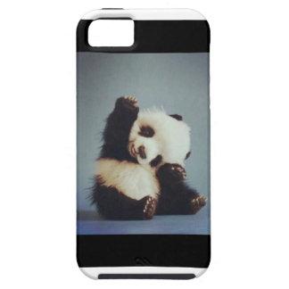 かわいいベビーのパンダのiPhone 5の場合 iPhone SE/5/5s ケース