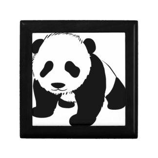 かわいいベビーのパンダ ギフトボックス