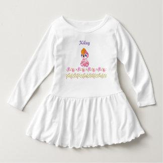 かわいいベビーの服 ドレス