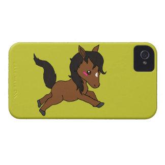 かわいいベビーの馬 Case-Mate iPhone 4 ケース
