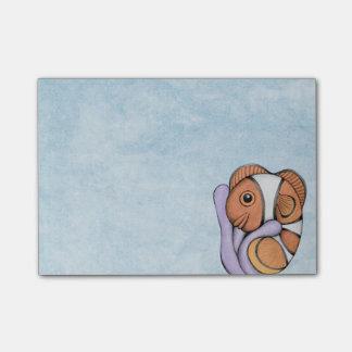 かわいいベビーのClownfishのポスト・イット ポストイット