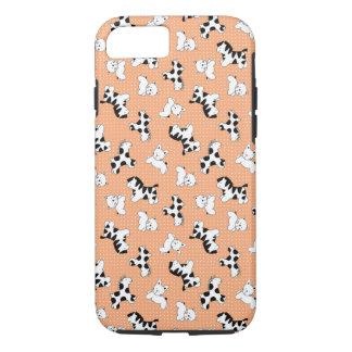 かわいいベビー動物のiPhone 7の場合 iPhone 8/7ケース