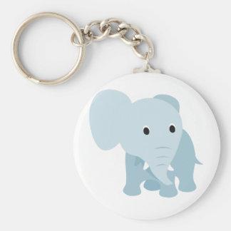 かわいいベビー象 キーホルダー