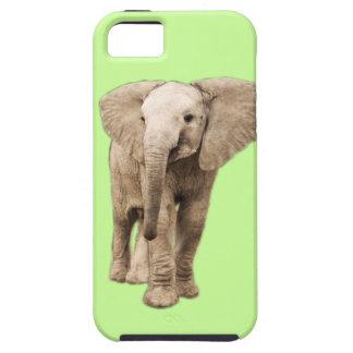かわいいベビー象 iPhone SE/5/5s ケース