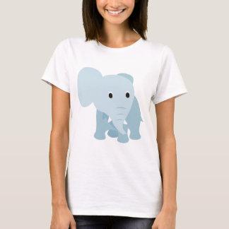 かわいいベビー象 Tシャツ