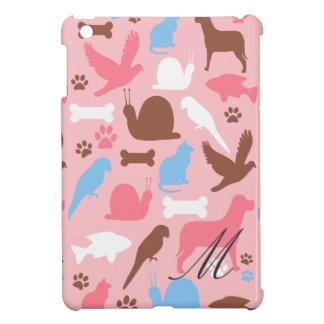 かわいいペットは精通したiPad Miniの光沢のある終わりの箱を包装します iPad Mini カバー