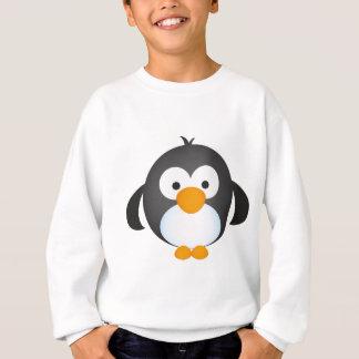 かわいいペンギンのデザイン スウェットシャツ