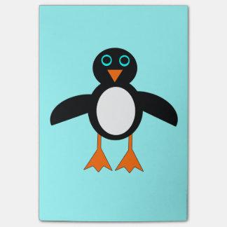 かわいいペンギンのポスト・イットのパッド ポストイット