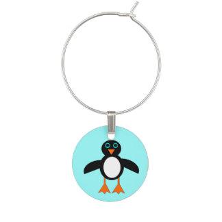 かわいいペンギンのワインチャーム ワインチャーム
