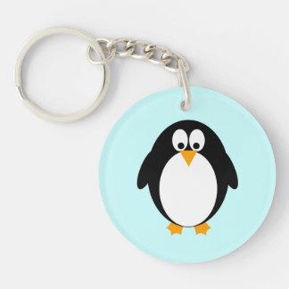 かわいいペンギン キーホルダー
