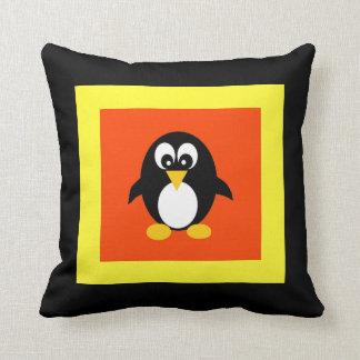 かわいいペンギン クッション