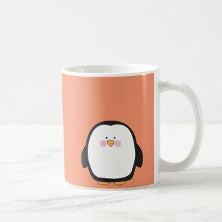 かわいいペンギン コーヒーマグカップ