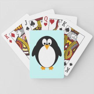 かわいいペンギン トランプ