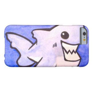 かわいいホホジロザメ BARELY THERE iPhone 6 ケース