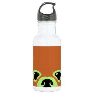 かわいいポメラニア犬犬 ウォーターボトル