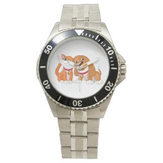 かわいいマットの腕時計 腕時計