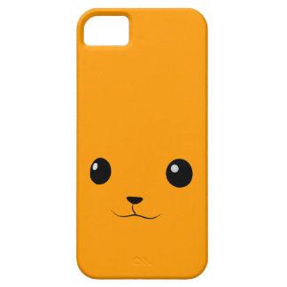 かわいいマンガ猫 iPhone SE/5/5s ケース