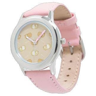 かわいいモルモット 腕時計