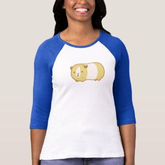 かわいいモルモット Tシャツ