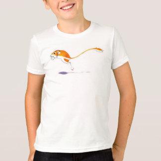 かわいいラットのTシャツ Tシャツ