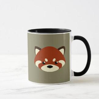 かわいいレッサーパンダ マグカップ