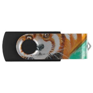 かわいいレッサーパンダ USBフラッシュドライブ