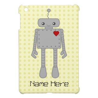 かわいいロボット iPad MINIケース