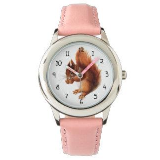 かわいいヴィンテージのアカリス 腕時計