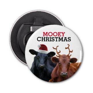 かわいい休日はMooeyのメリークリスマスを脅かします 栓抜き