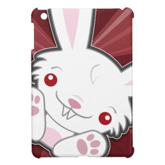 かわいい吸血鬼のバニーウサギ iPad MINI CASE