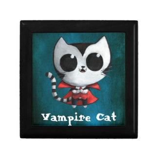 かわいい吸血鬼猫 ギフトボックス
