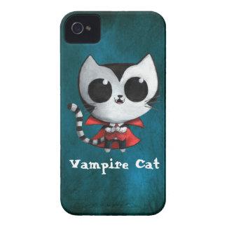 かわいい吸血鬼猫 Case-Mate iPhone 4 ケース