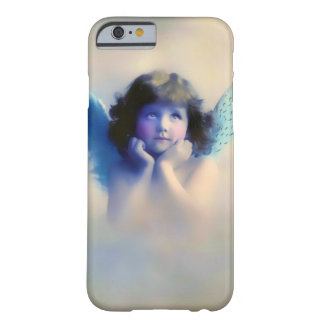 かわいい天使のヴィンテージ BARELY THERE iPhone 6 ケース