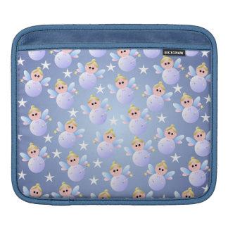 かわいい妖精のiPadの袖 iPadスリーブ