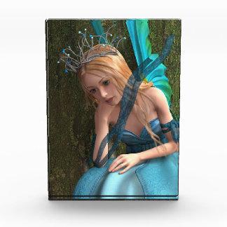 かわいい妖精 表彰盾