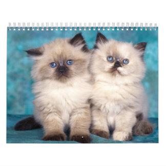 かわいい子ネコのカレンダー カレンダー