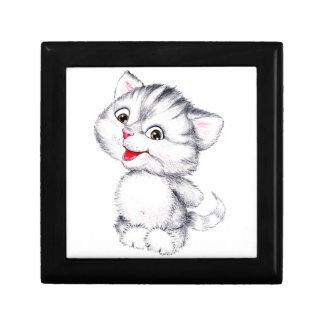 かわいい子ネコ ギフトボックス