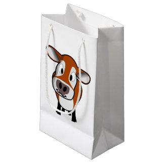 かわいい子牛 スモールペーパーバッグ