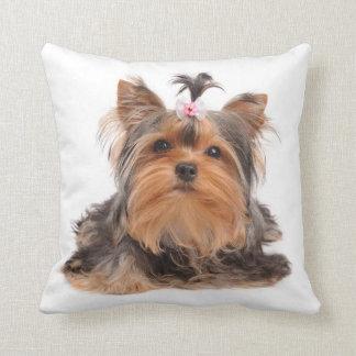 かわいい子犬の枕 クッション
