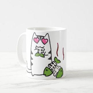 かわいい子猫のマグ コーヒーマグカップ