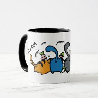かわいい子猫のマグ マグカップ