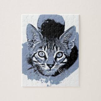 かわいい子猫 ジグソーパズル