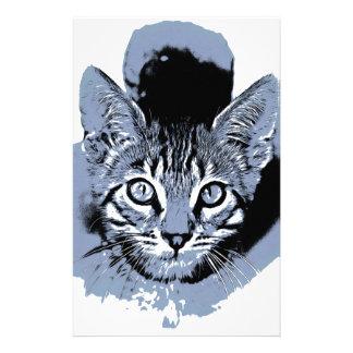 かわいい子猫 便箋